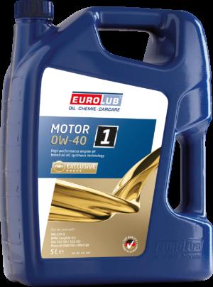 EUROLUB Motor 1 SAE 0W/40 (синтетичне)