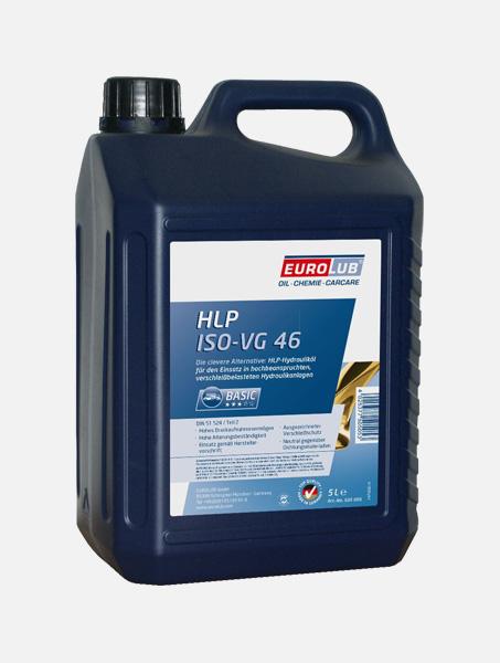 EUROLUB HLP ISO-VG 46, 5л