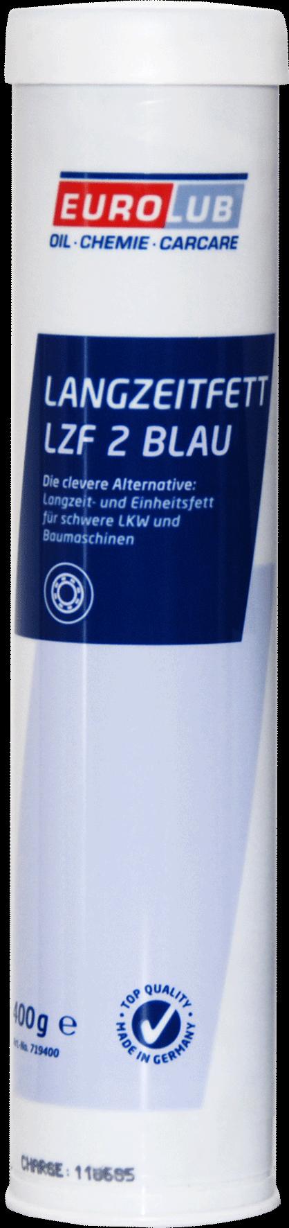 EUROLUB Langzeitfett LZF 2 blau (универсальная смазка), 0.4л