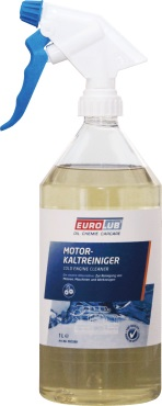 EUROLUB Engine Cold Cleaner (Отчиститель двигателя), 1л