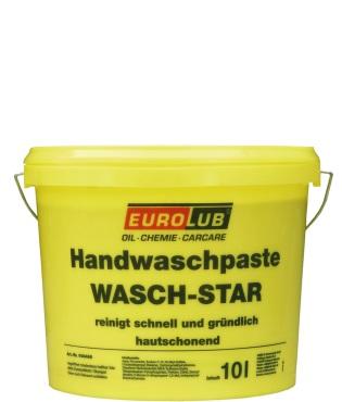 EUROLUB Handwaschpaste WASCH-STAR  (Паста для мытья рук), 10л
