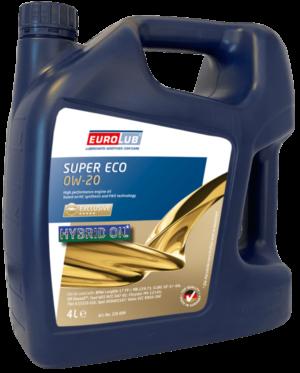 Моторна олива EUROLUB SUPER ECO 0W-20
