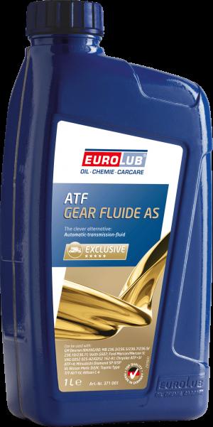 Трансмиссионное масло EUROLUB Gear Fluide AS