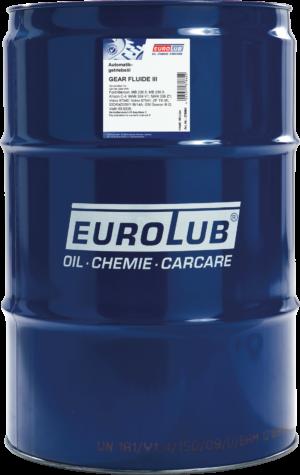 Трансмиссионное масло EUROLUB Gear Fluide III
