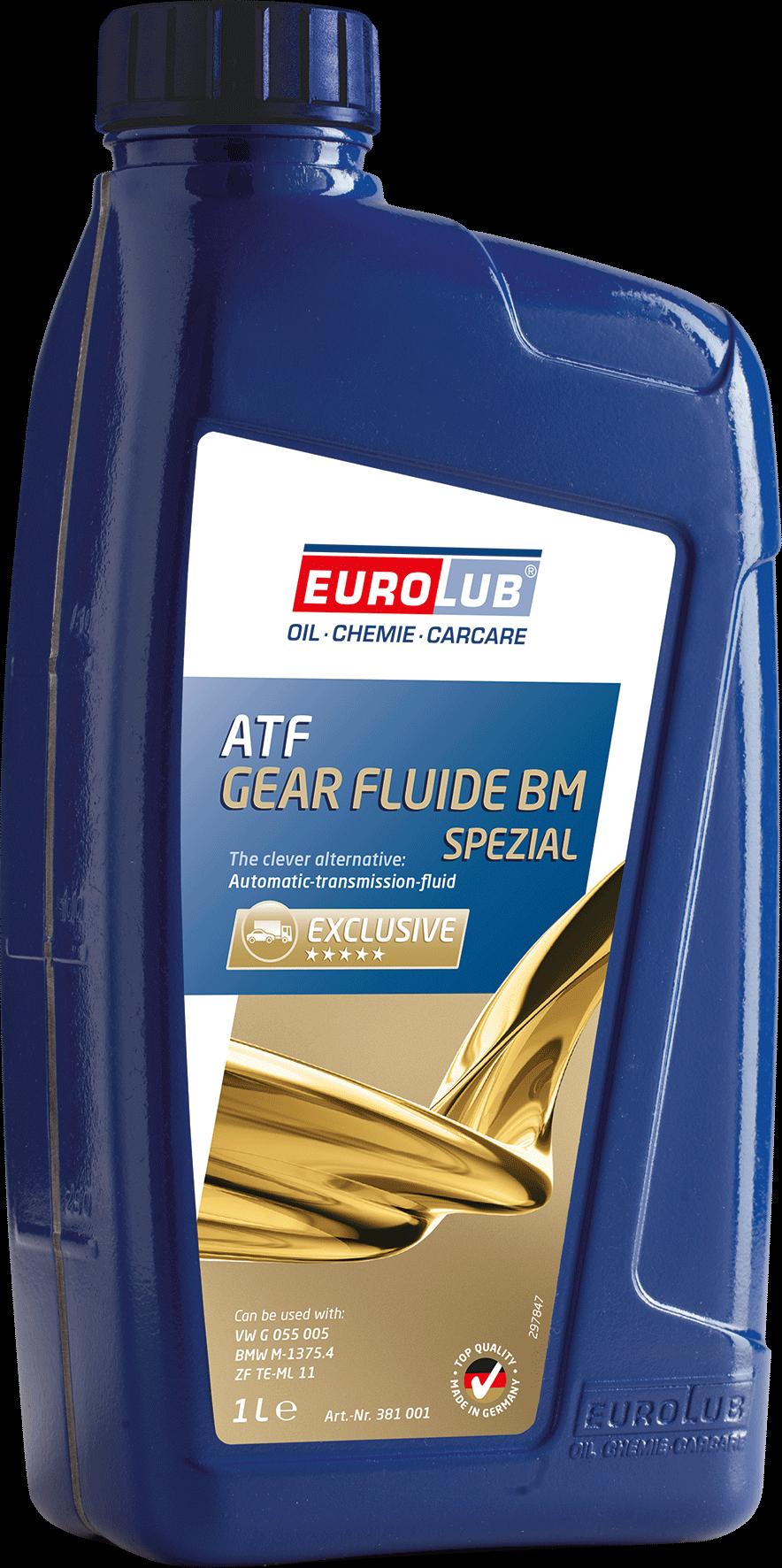 EUROLUB Gear Fluide BM Spezial, 1л