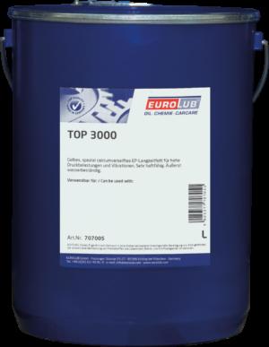 Смазка для авто EUROLUB Top 3000 (кальциевая смазка)
