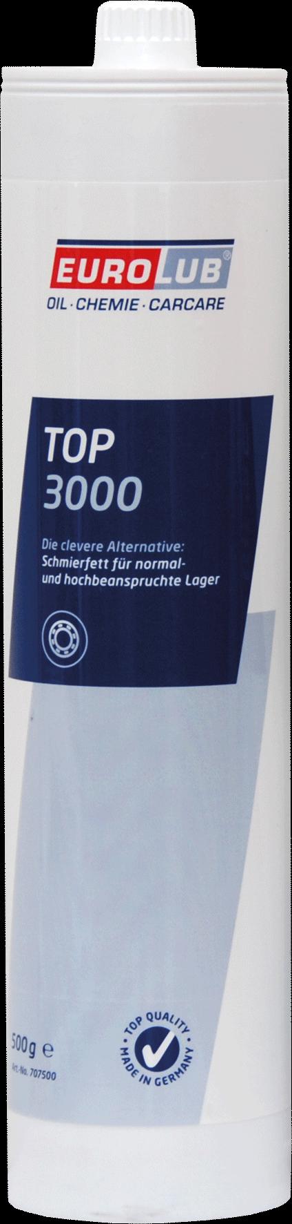 EUROLUB Top 3000 (кальциевая смазка), 0.5л
