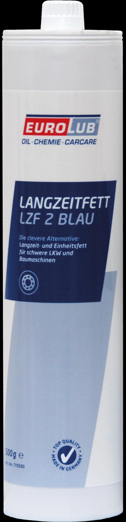 EUROLUB Langzeitfett LZF 2 blau (универсальная смазка), 0.5л