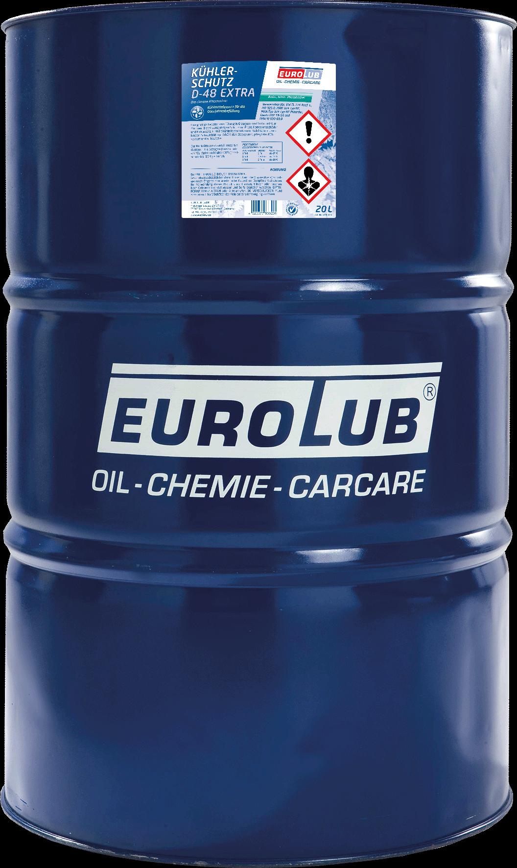 EUROLUB PROCAR Kuhlerschutz D48 Extra, 208л