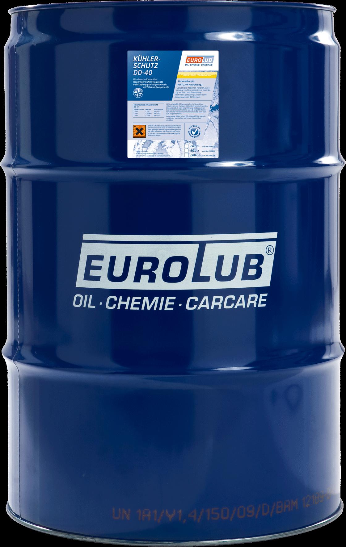 Антифриз EUROLUB Kuhlerschutz  DD-40