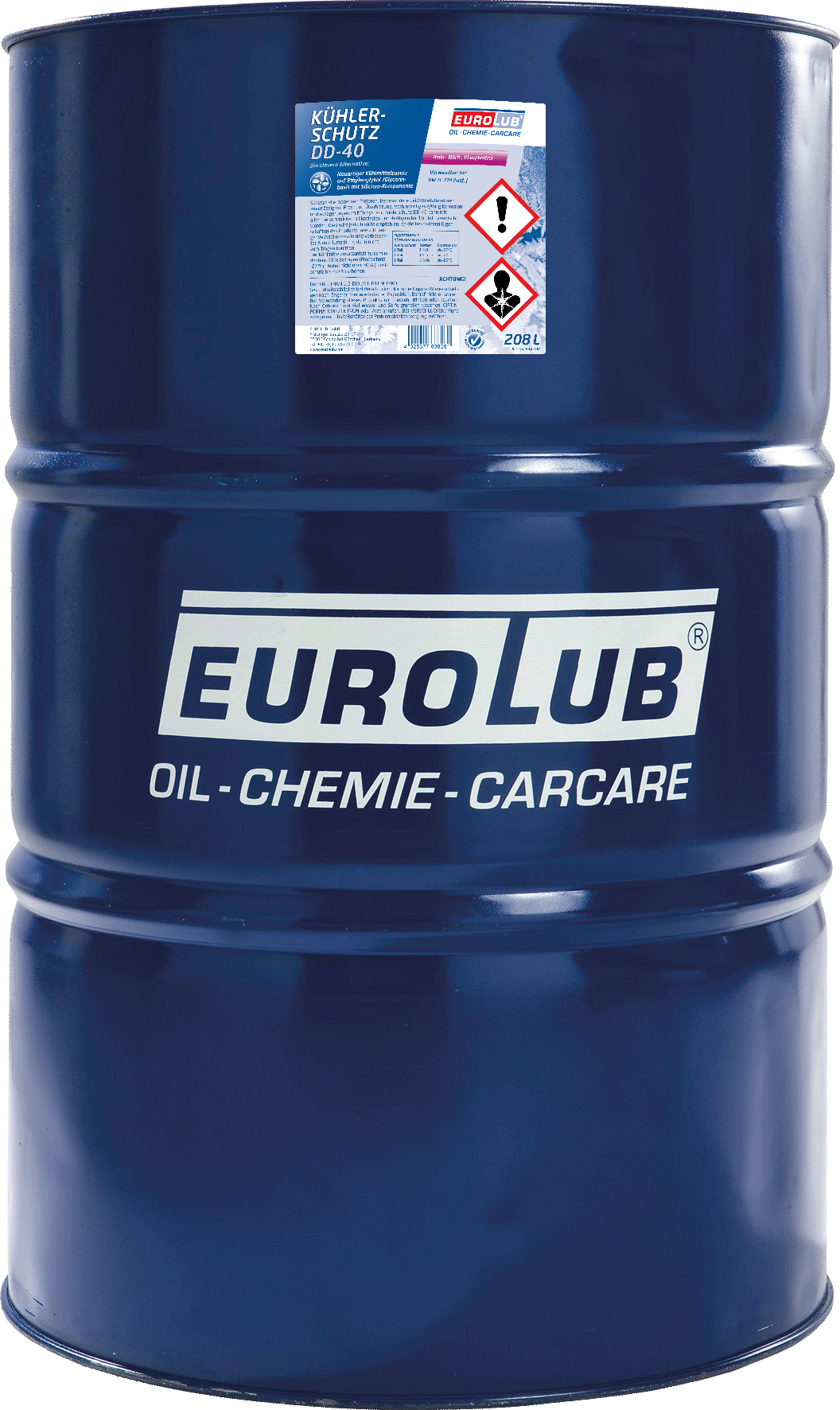 EUROLUB Kuhlerschutz  DD-40, 208л